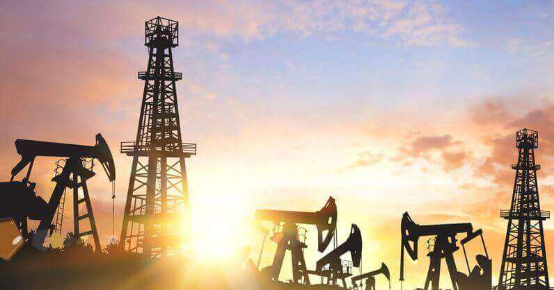 Global oil price