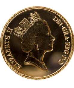 5 Pound Gold Coin