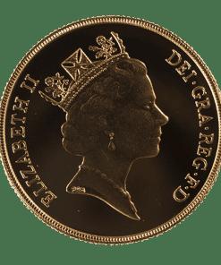 £2 Sovereign