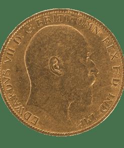 Half Sovereign King Edward VII