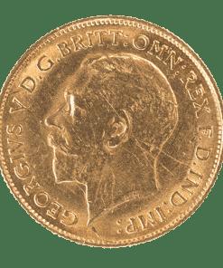 Half Sovereign King George V