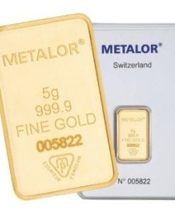 5g gold bar