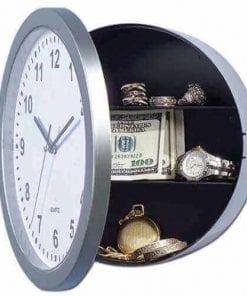 Wall Clock Secret Storage