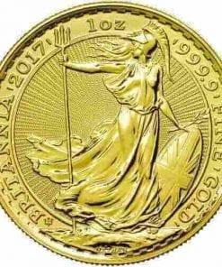 Gold Britannia 30th anniversary edition