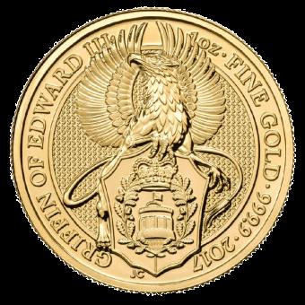 Griffin Queen's Beast
