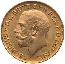 George V Sovereign