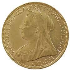Victoria Sovereign coin
