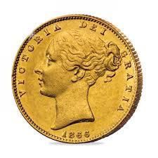 victorian gold sovereign