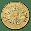 Royal Arms gold coin