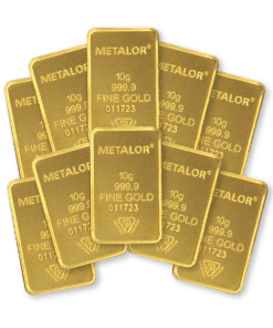 10g gold 10 bar Bundle
