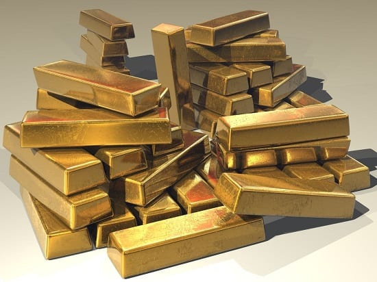 Physical gold investments have gone through the roof during COVID-19