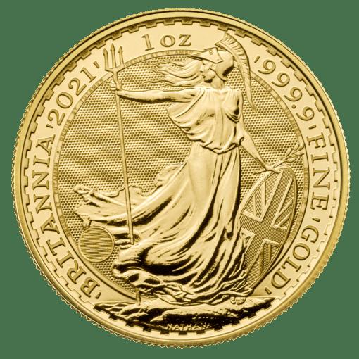 2021 Gold Britannia