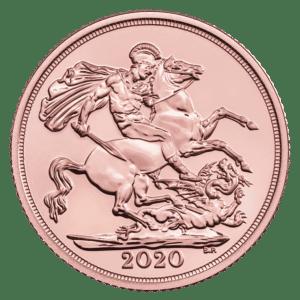 2020 Gold Sovereign