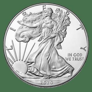 Silver Eagle 2020